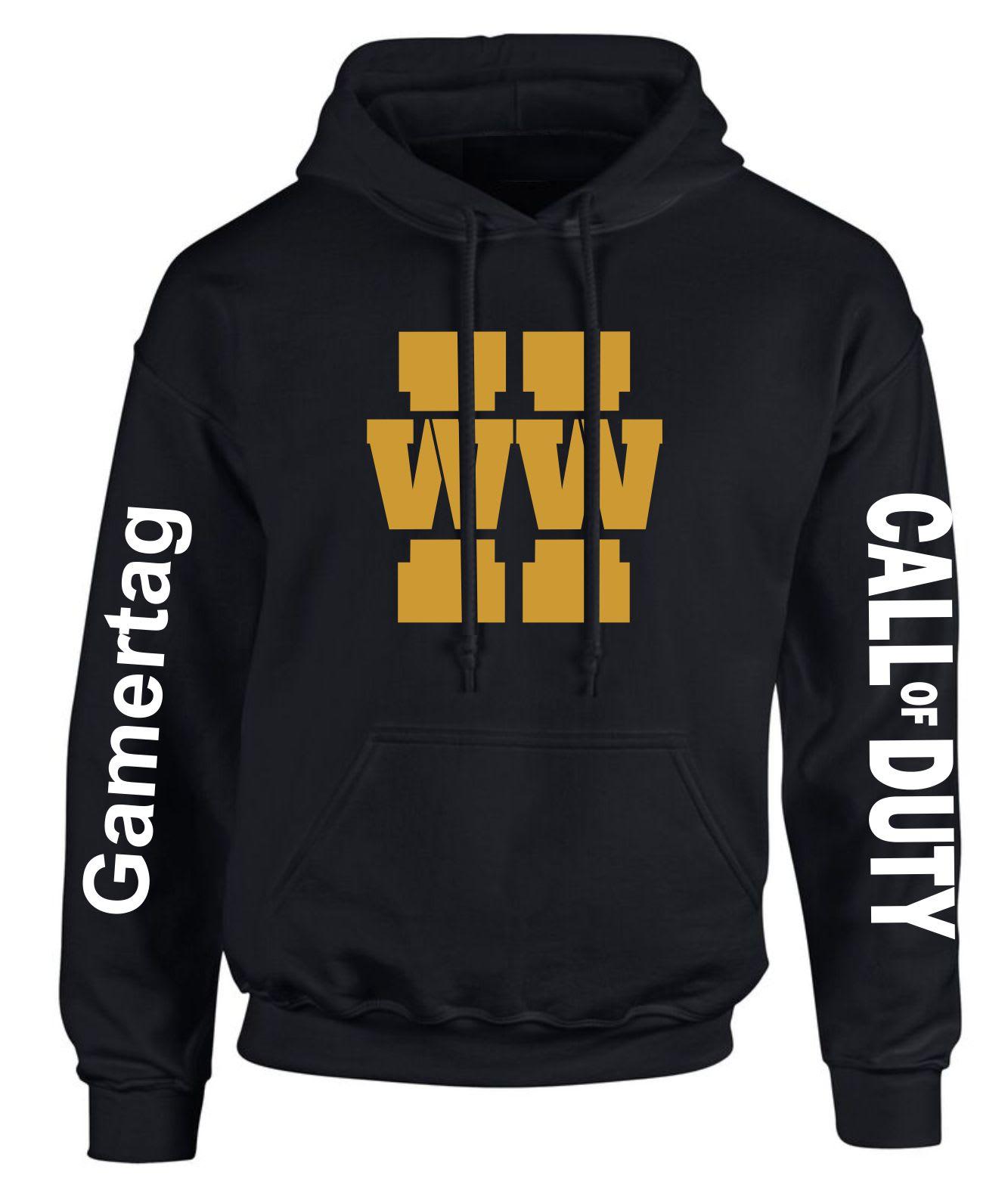COD WW2 Hoodie New