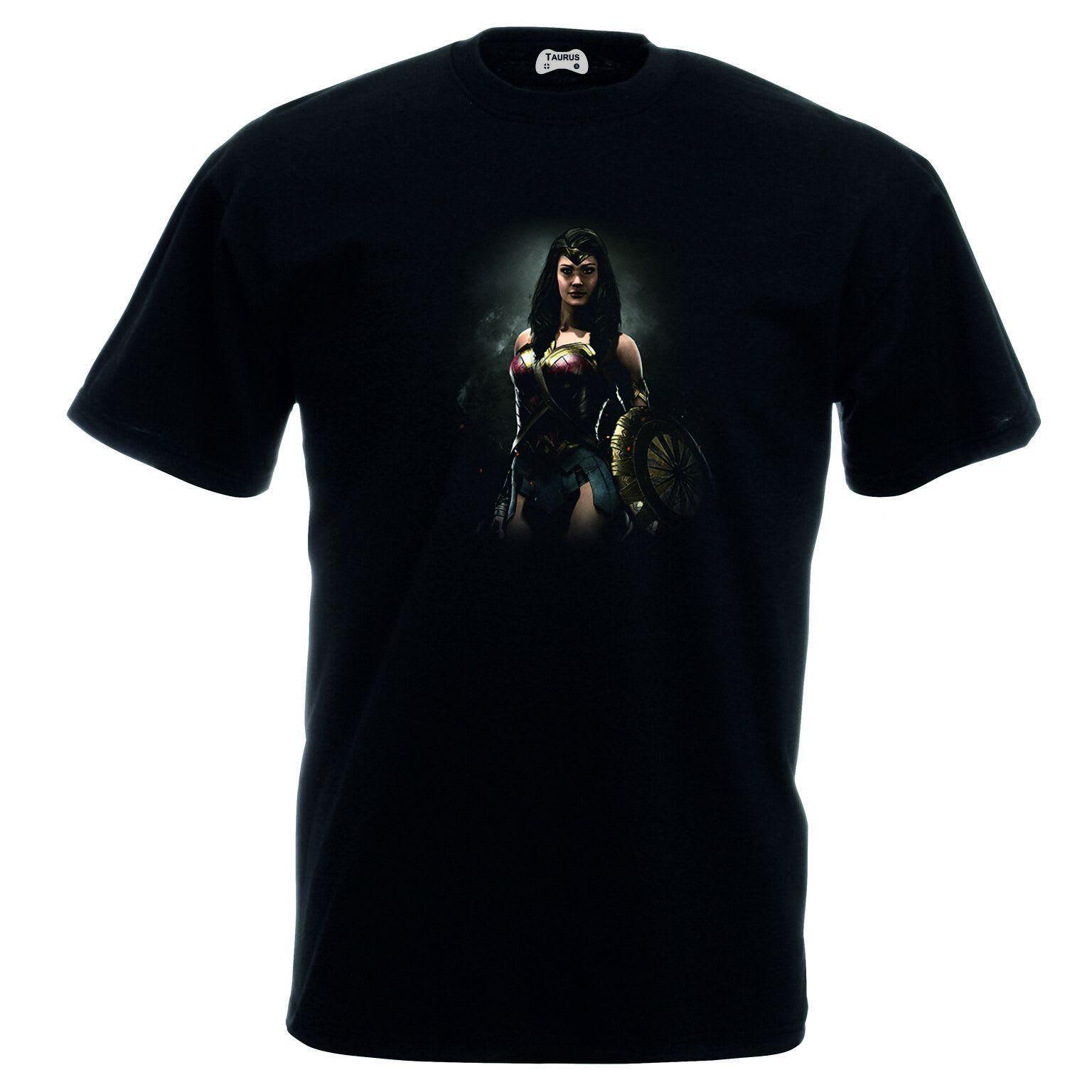 Injustice 2 T-Shirt Wonder Woman