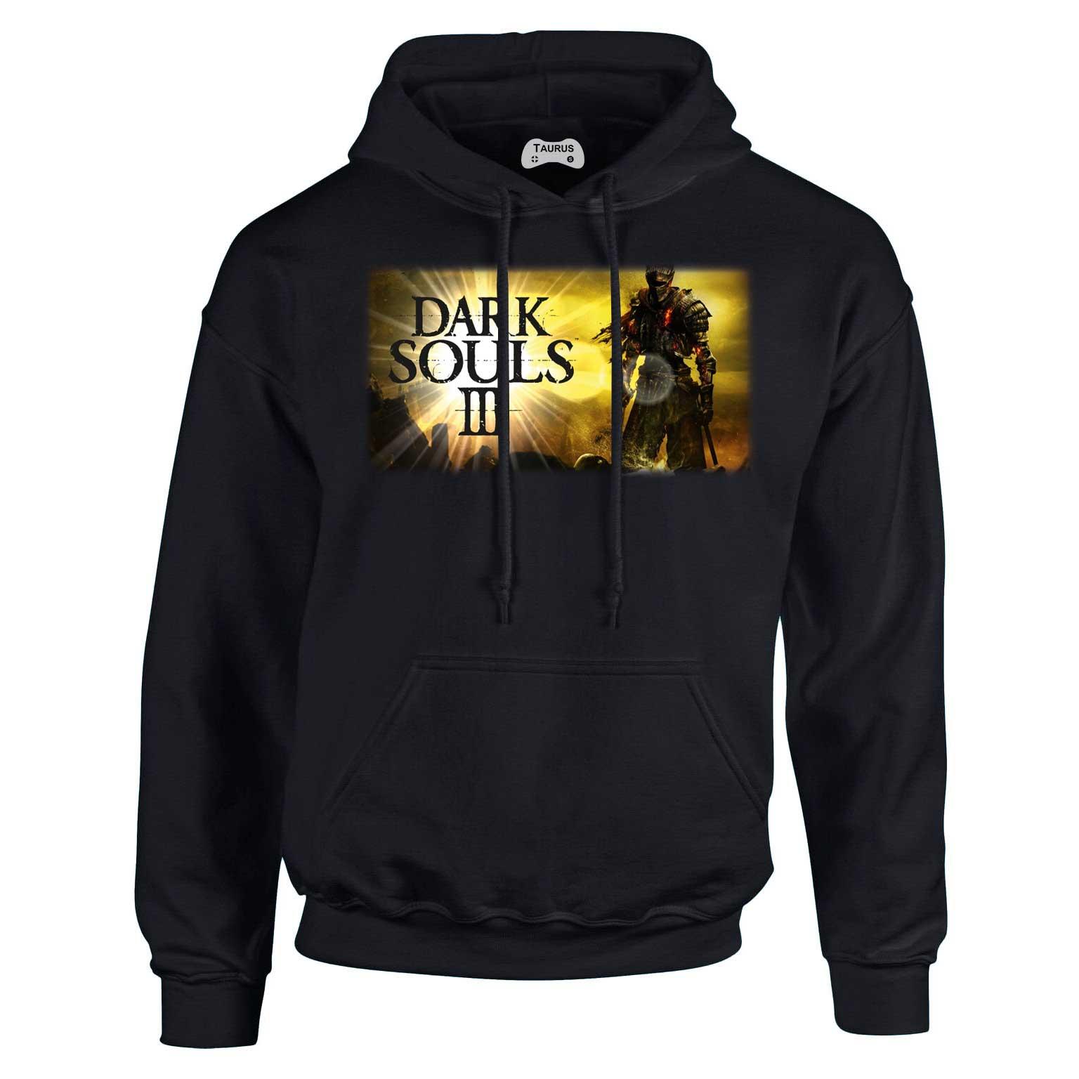 Dark Souls Hoodie Electric