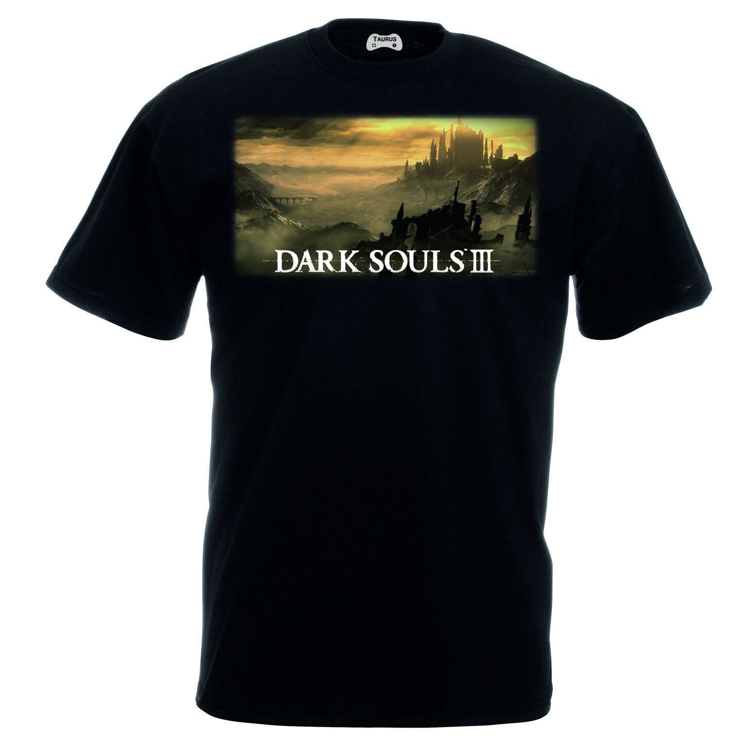 Dark Souls 3 T-Shirt Scenery