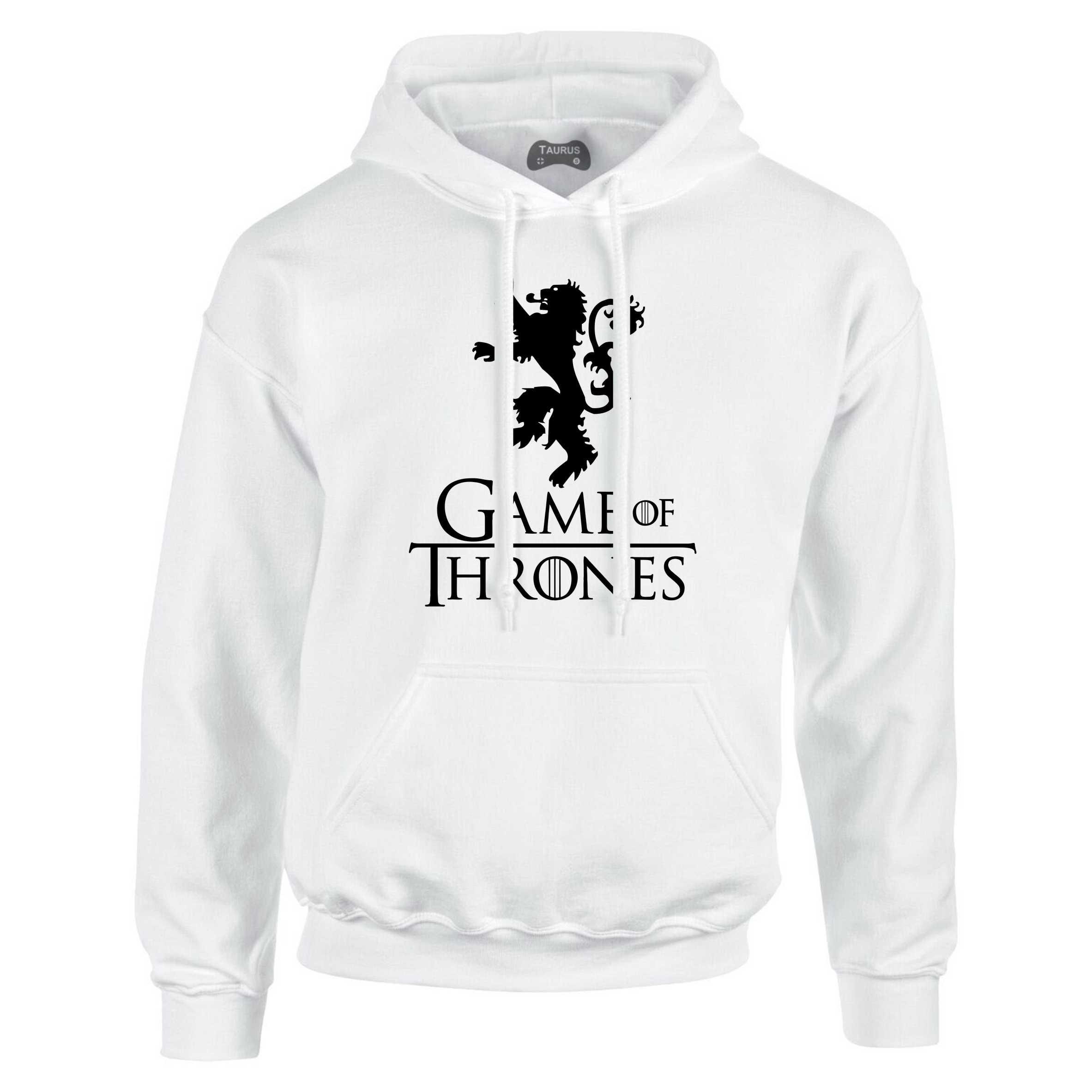 Game Of Thrones Hoodie Hear Me Roar