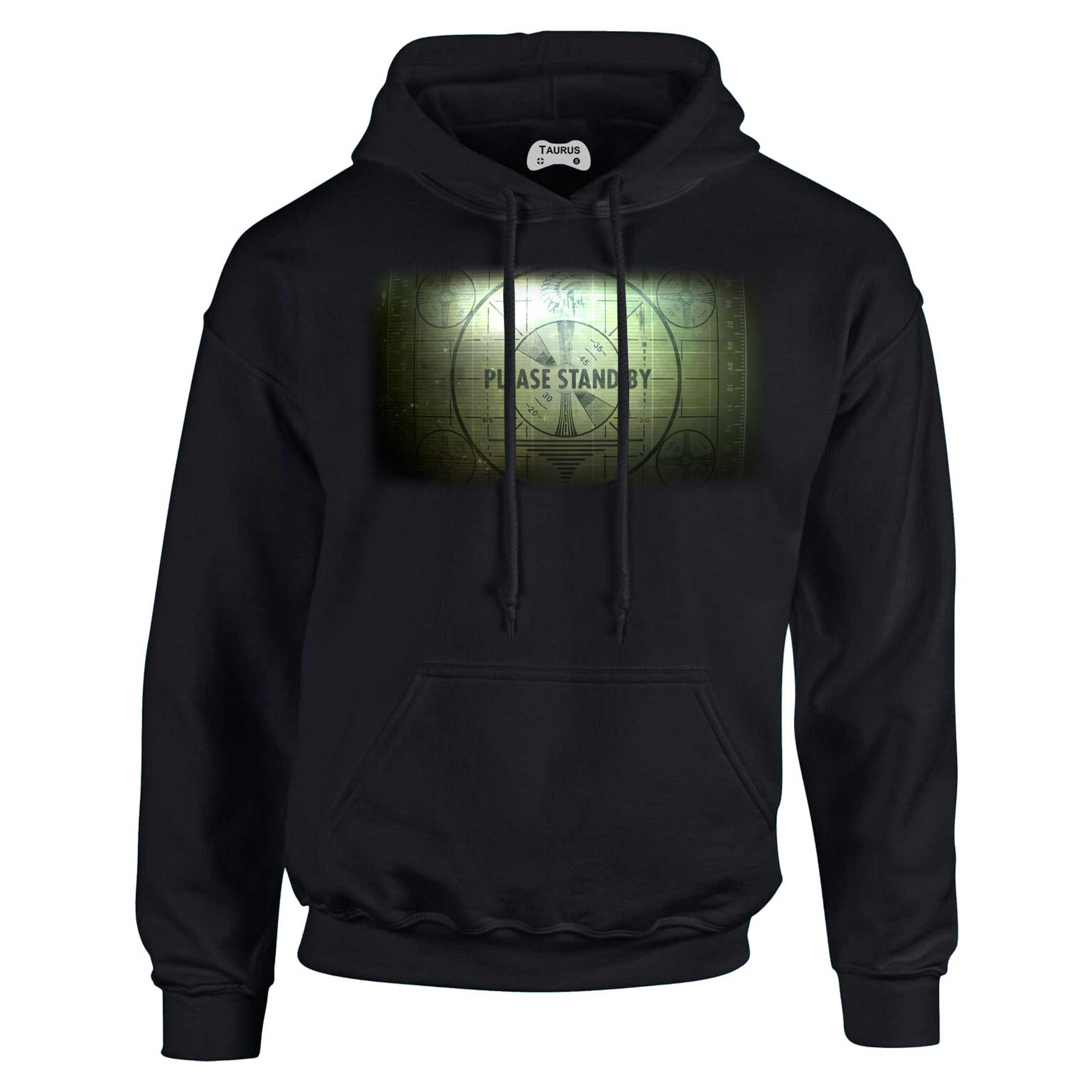 Fallout 4 Hoodie Standby