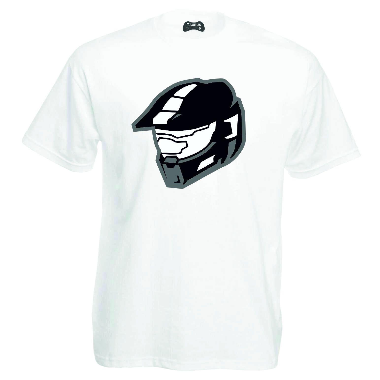 Halo T-Shirt MC Head