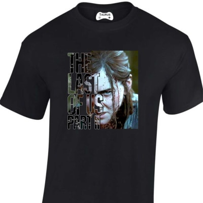 The Last of Us Part 2 Gaming T Shirt