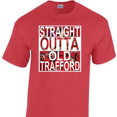 Man Utd Old Trafford T Shirt