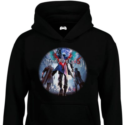 Devil May Cry 5  Hoodie