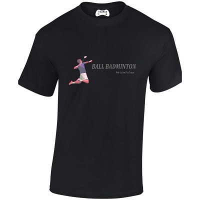 Ball Badminton T Shirt