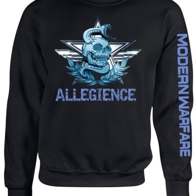 Modern Warfare Allegience Sweatshirt