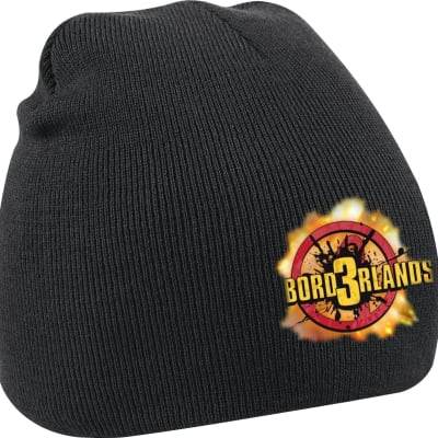 Borderlands 3 Badge Beanie