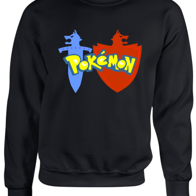 Pokemon Sword and Shield Sweatshirt