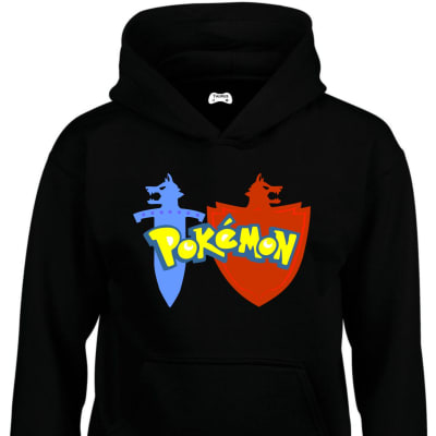 Pokemon Sword and Shield  Hoodie