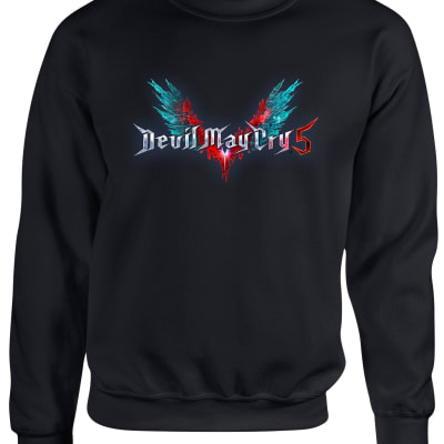 Devil May Cry 5 LOGO Sweatshirt