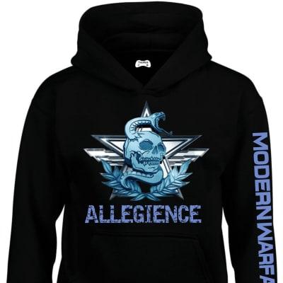 Modern Warfare Allegience Hoodie