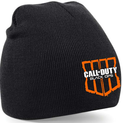 COD Black Ops 4 Gamers gaming Beanie PS4 XBOX