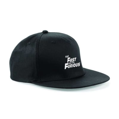 Fast and the Furious Snapback