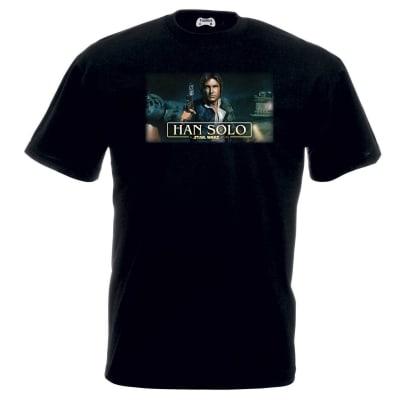 Han-Solo Star Wars Story T-shirt