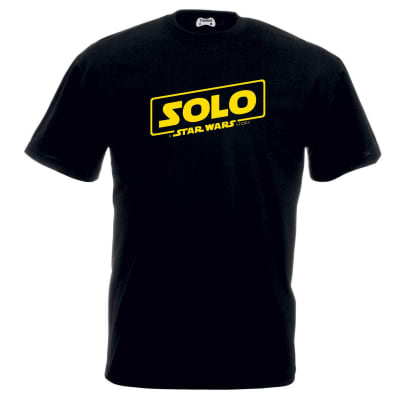 Han-Solo star wars T-shirt