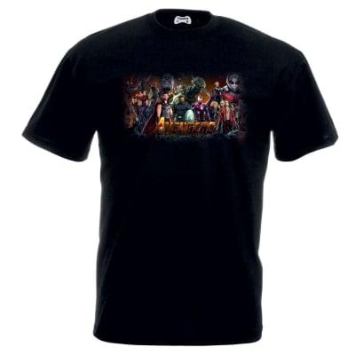 Avengers Infinity War T-shirt 2