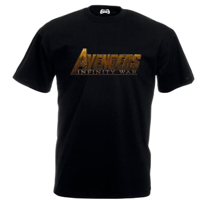 Avengers Infinity War T-shirts