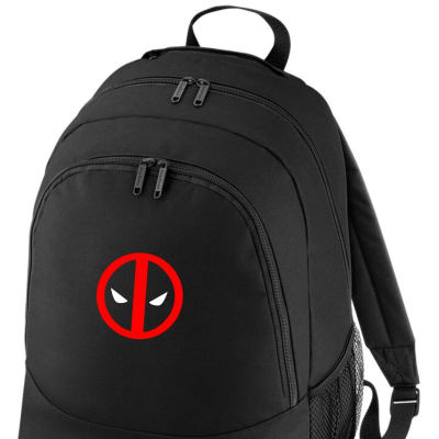 Mr Deadpool Rucksack Bag