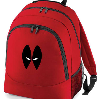 Deadpool Rucksack Bag Eyes Only