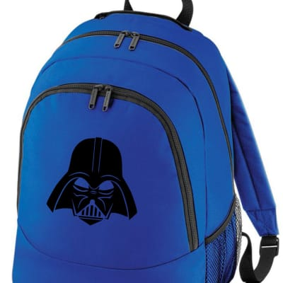 Darth Vader Rucksack Bag