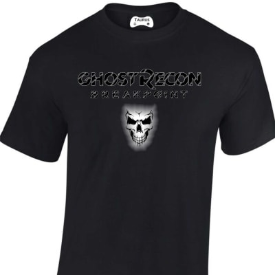 Ghost Recon Breakpoint T shirt