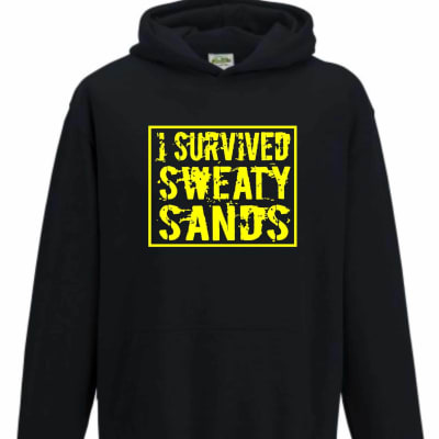 Fortnite Chapter 2 I Survived Sweaty Sands Hoodie