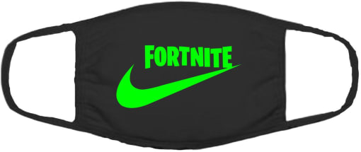 Fortnite Swoosh Facemask