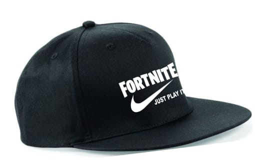 NEW Embroidered Fortnite Just Play it SNAPBACK