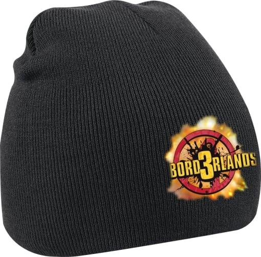 Borderlands 3 Badge Beanie