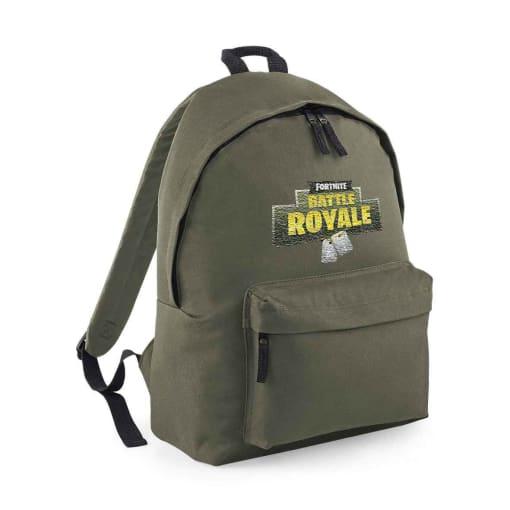 Fortnite Battle Royale Rucksack Bag