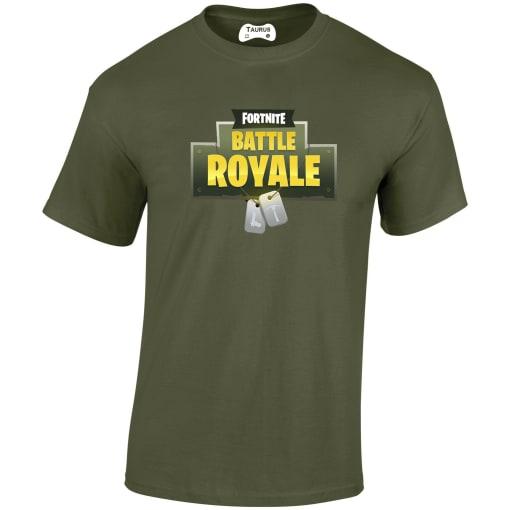 Fortnite Battle Royale T-shirts