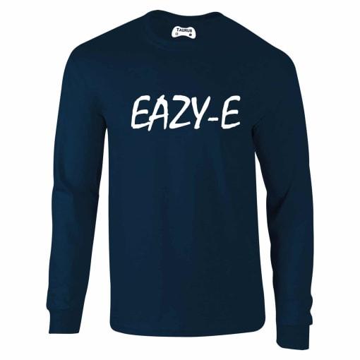 NWA Eazy E Long Sleeve Tshirt
