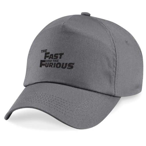 Fast and the Furious Cap