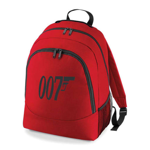 James Bond 007 Rucksack