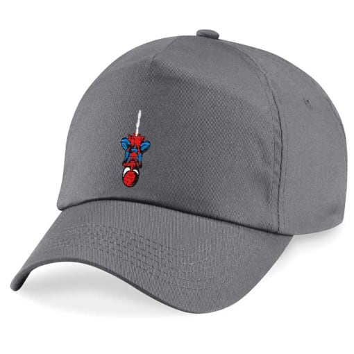 Spiderman Embroidered Cap