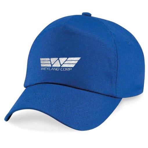 Weyland Corp Embroidered Cap