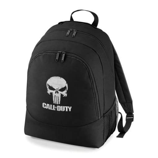 Call Of Duty Rucksack Bag Skull