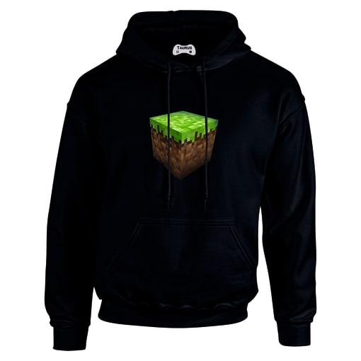 Minecraft hoodie Dirt block