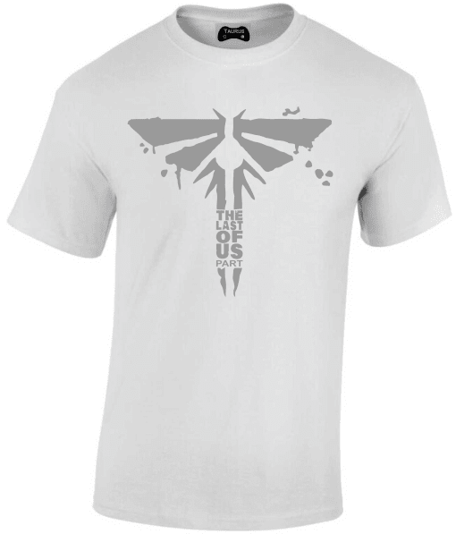 The Last of Us Part 2 Gaming T Shirt  Firefly
