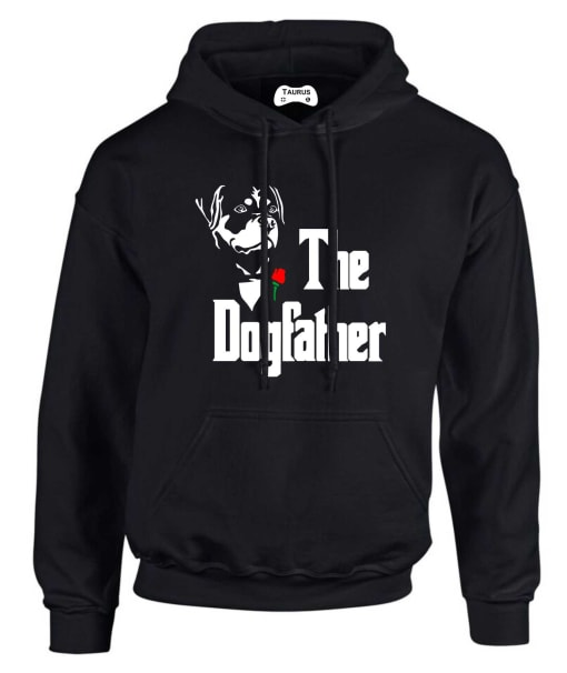 ROTTWEILLER THE DOGFATHER HOODIE