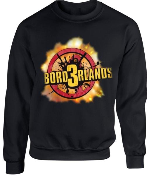 Borderlands 3 Badge Sweatshirt