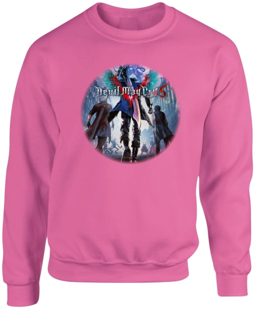 Devil May Cry 5 Sweatshirt