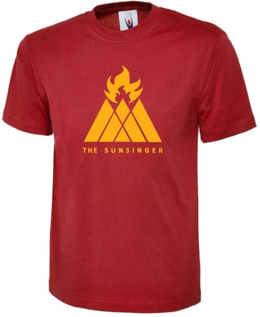 Hunter Sunsinger T-Shirt Destiny