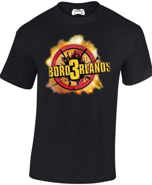 Borderlands 3 Badge T Shirt