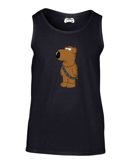 Family Guy Brian As Chewbacca Vest