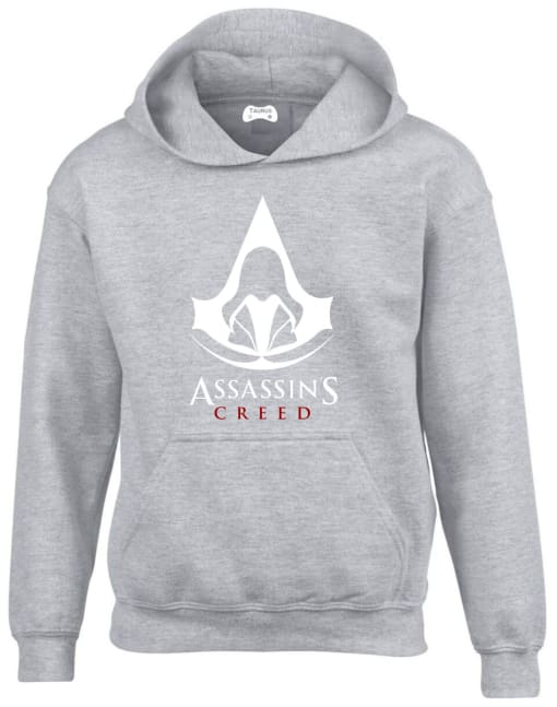 Assassins Creed Logo Hoodie