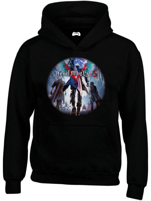 Devil May Cry 5  Hoodie
