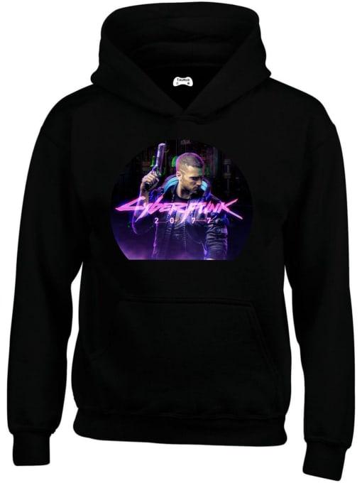 Cyberpunk 2077 Hoodie in Black